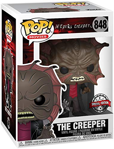 Funko Pop Movies Jeepers Creepers - The Creeper No Hat