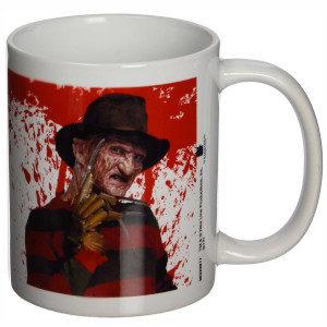 Taza Freddy krueger, terror, pesadilla Elm Street