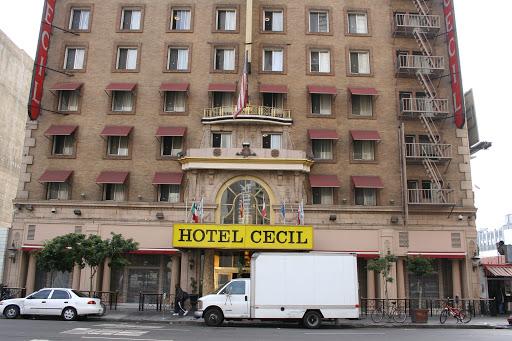 Hotel Cecil, misterio de Elisa Lam, elisa lam y el el hotel cecil