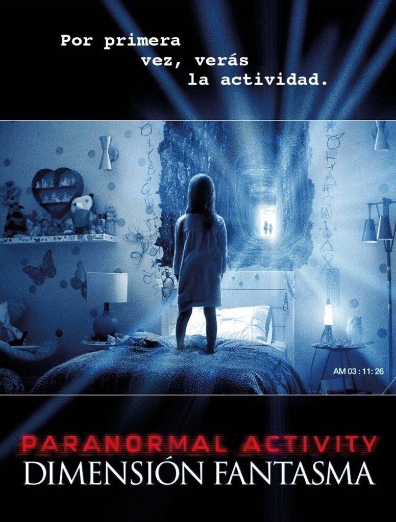 Fecha estreno de Paranormal Activity 2021,