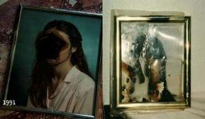 Imagenes reales de el caso Vallecas, Verónica, veronica, fotos quemadas, caso verónica 1991 fotos reales,
