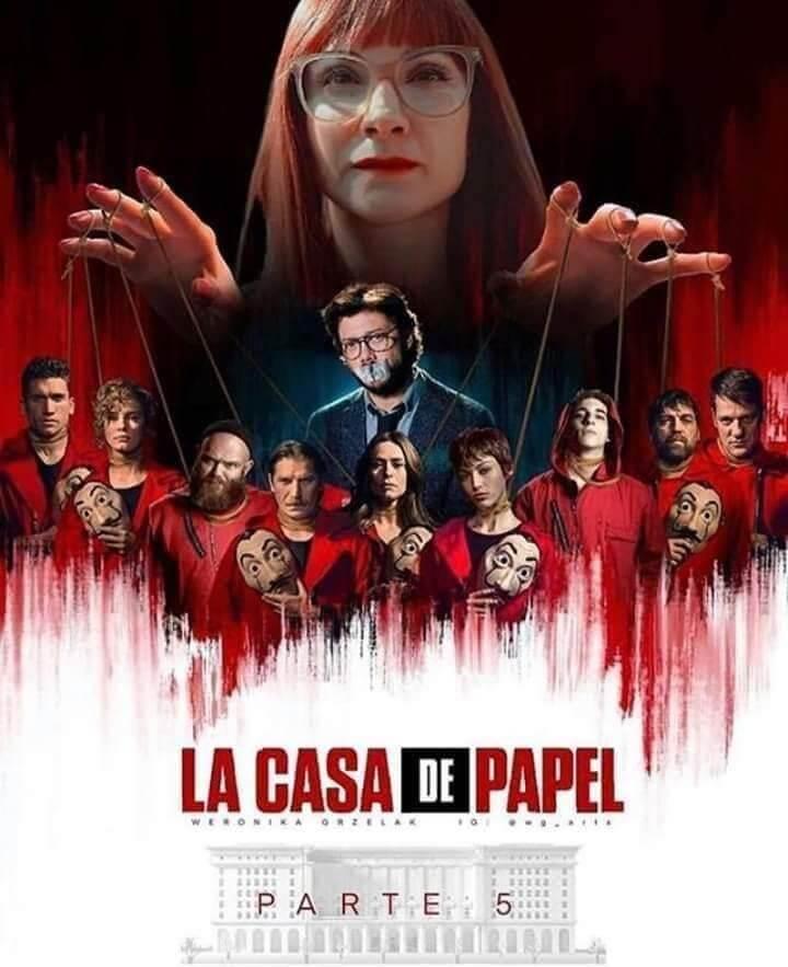 La Casa De Papel Estreno Temporada 5