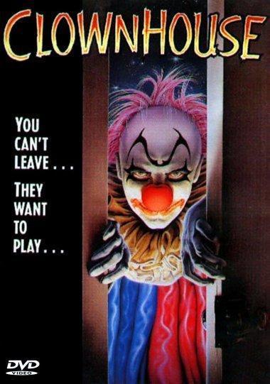 películas de payasos asesinos, clownhouse, la casa del payaso