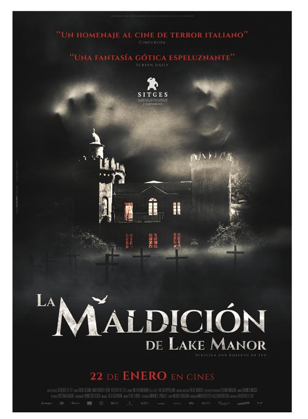 la maldición de lake manor, estrenos películas de terror 2021,