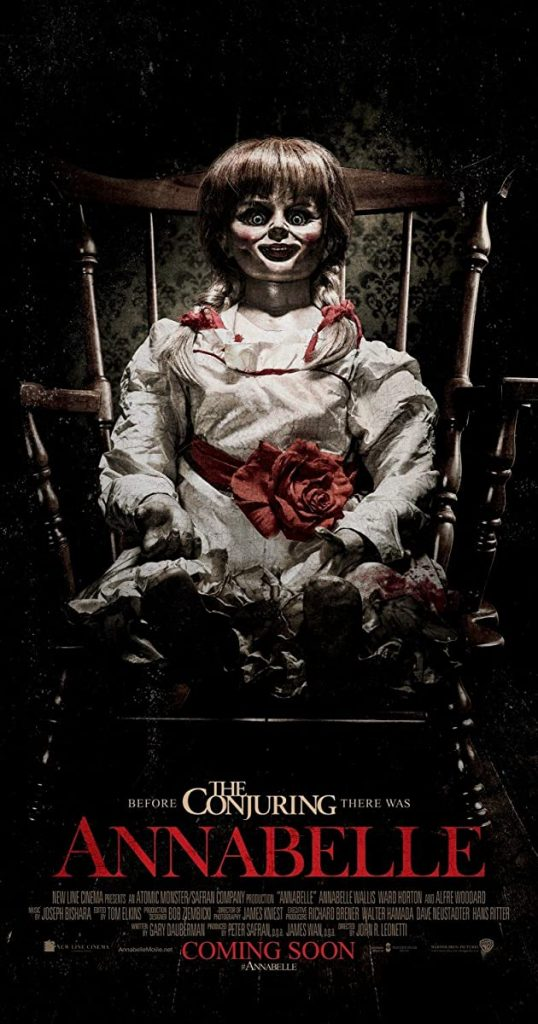 annabelle, the conjuring
