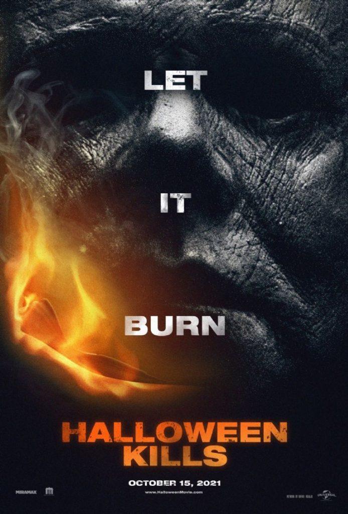 estreno halloween 2021, halloween kills, michael myers, vuelve michael myers,