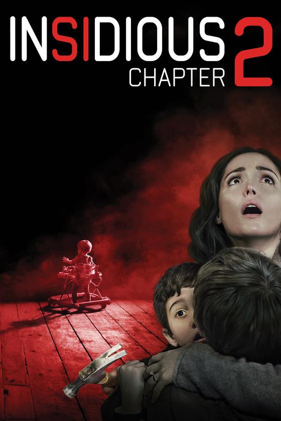 insidious 2, insidious capitulo 2, horror film,