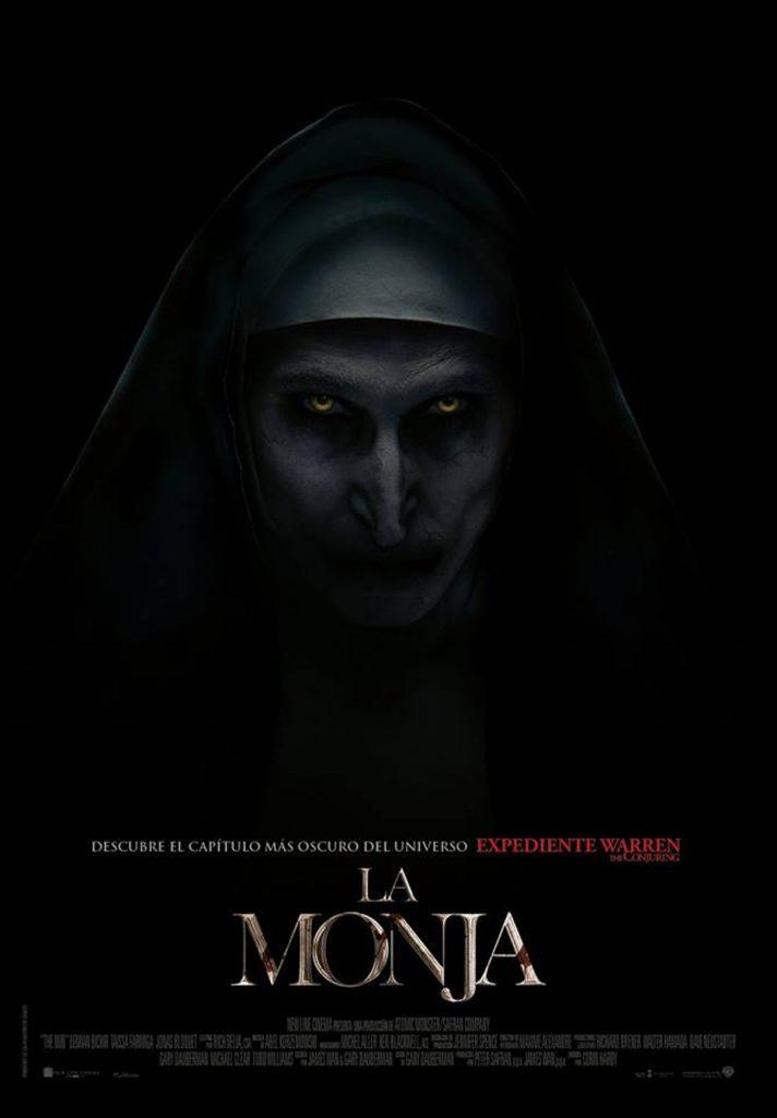 the nun, la monja