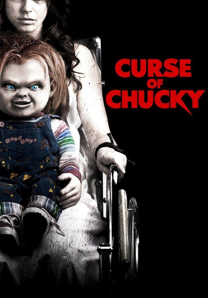curse of chucky, la maldicion de chucky
