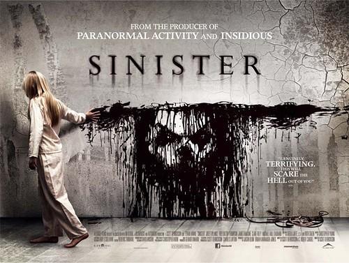 siniestro, sinister,