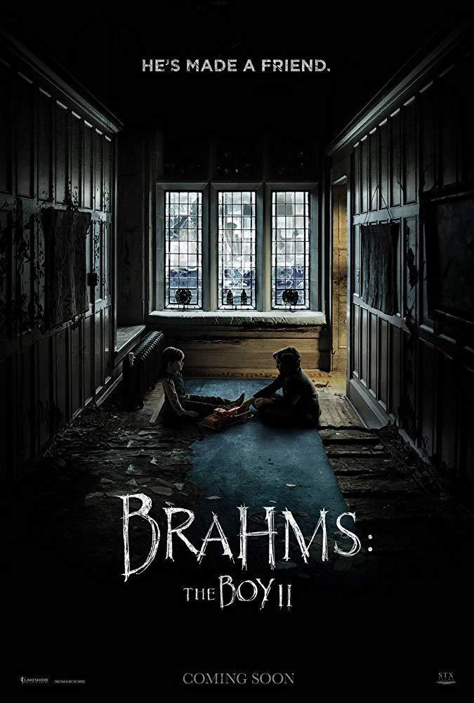 the boy 2, la maldicion de brahms, brahms the boy 2, peliculas de terror