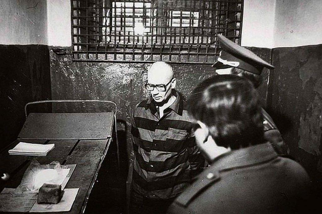 el asesino de rostov en prision, fotos de andrei chikalito