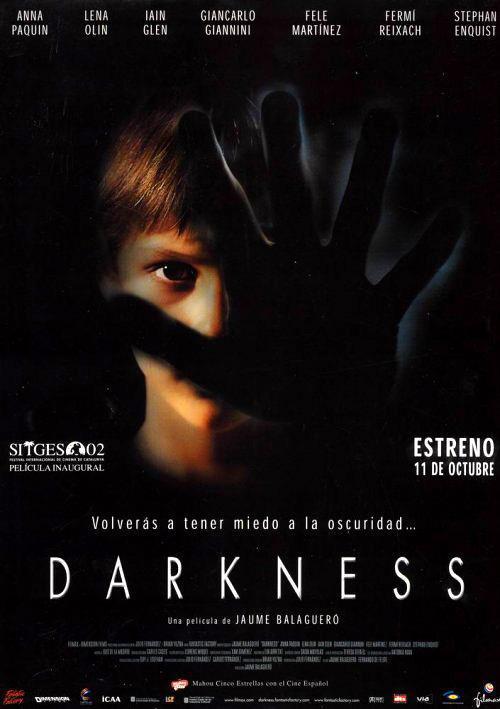 darkness pelicula