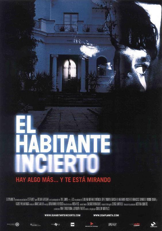 el habitante incierto, películas de terror español