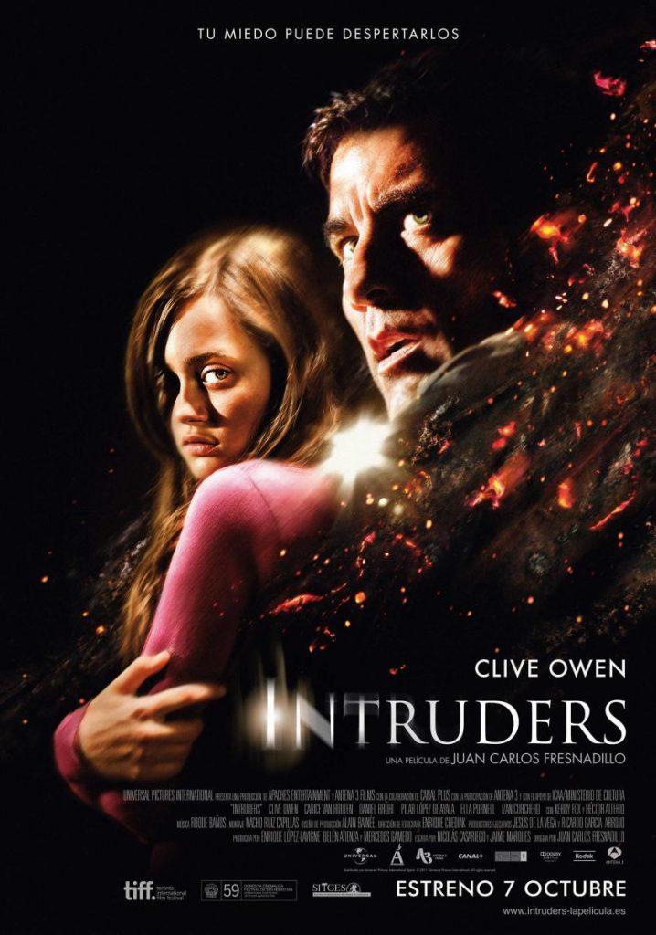 intruders, películas de miedo