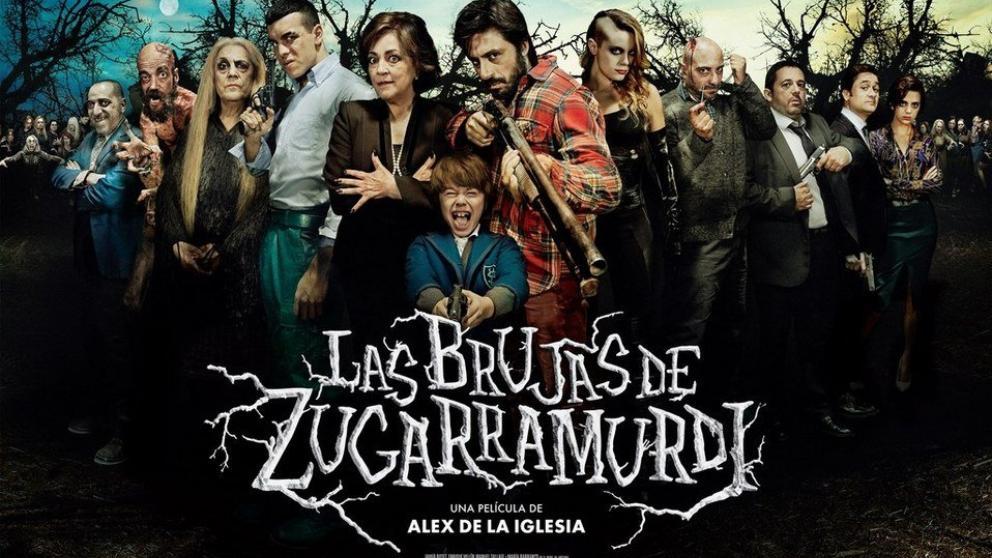 las brujas de zugarramurdi, película de hugo silva y mario casas