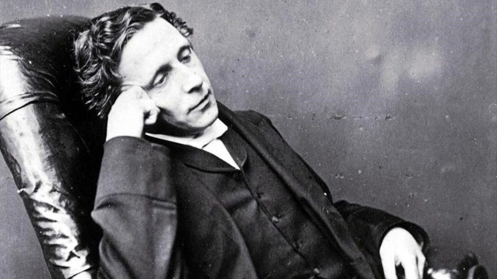 Lewis Carroll, asesino serial