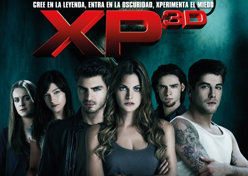XP 3D, Película de amaia salamanca