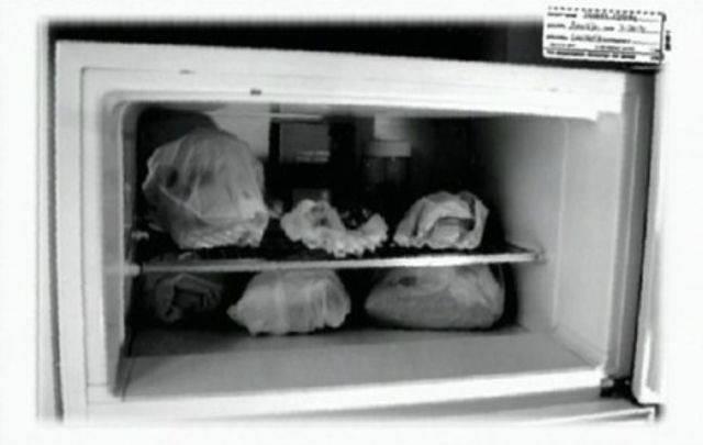 cabezas en el refrigerador de jeffrey dahmer, trofeos del canibal de milwaukee