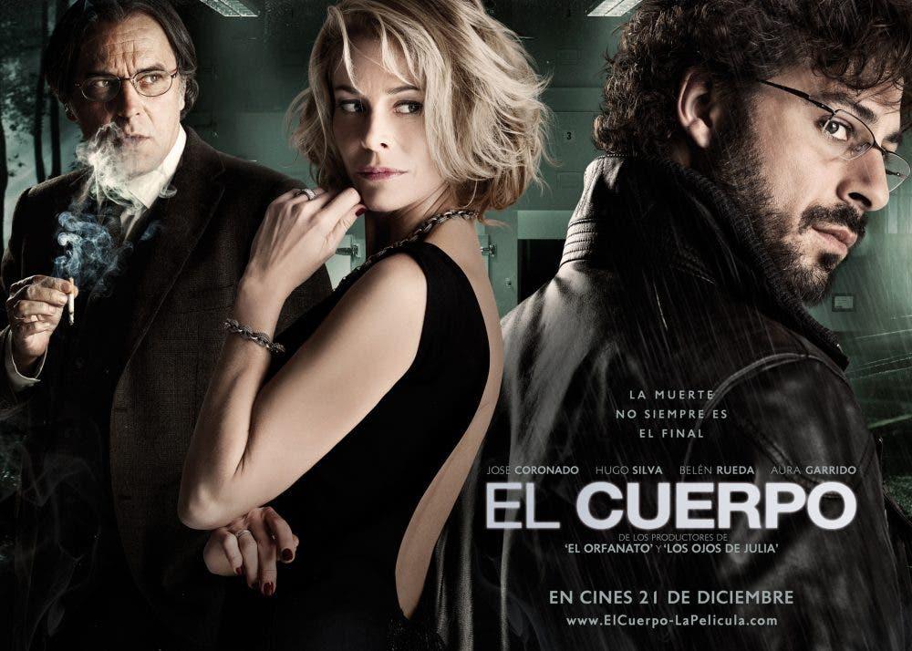 el cuerpo película, películas terror español, cine español