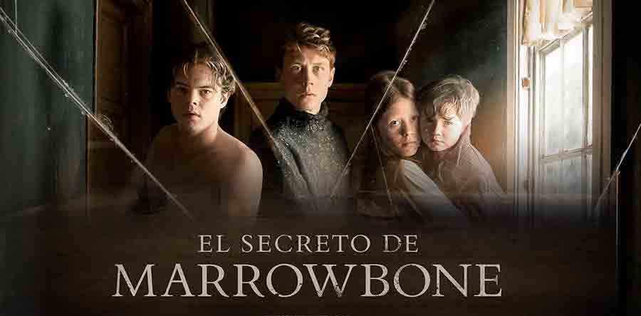 el secreto de marrowbone, películas de terror español, películas españolas