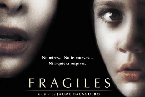 Frágiles, top películas de terror