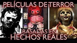 películas de terror basadas en hechos reales, peliculas de terror, casos reales de películas de terror