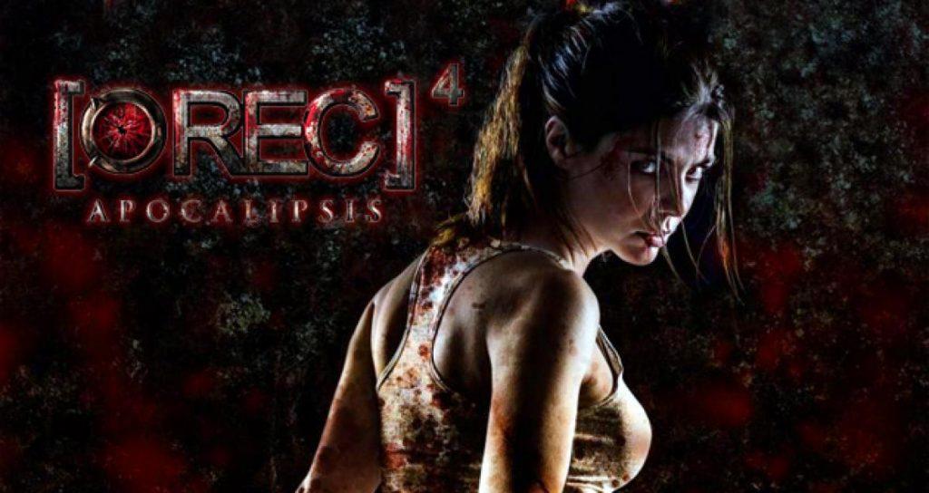 películas de terror español, Rec 4 apocalipsis