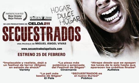 secuestrados, películas españolas