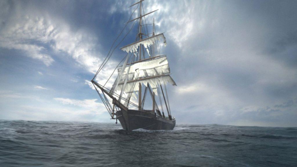 mary celeste, el barco fantasma, tripulación del mary celeste