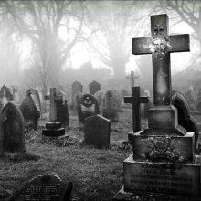 MUERTE EN CEMENTERIO