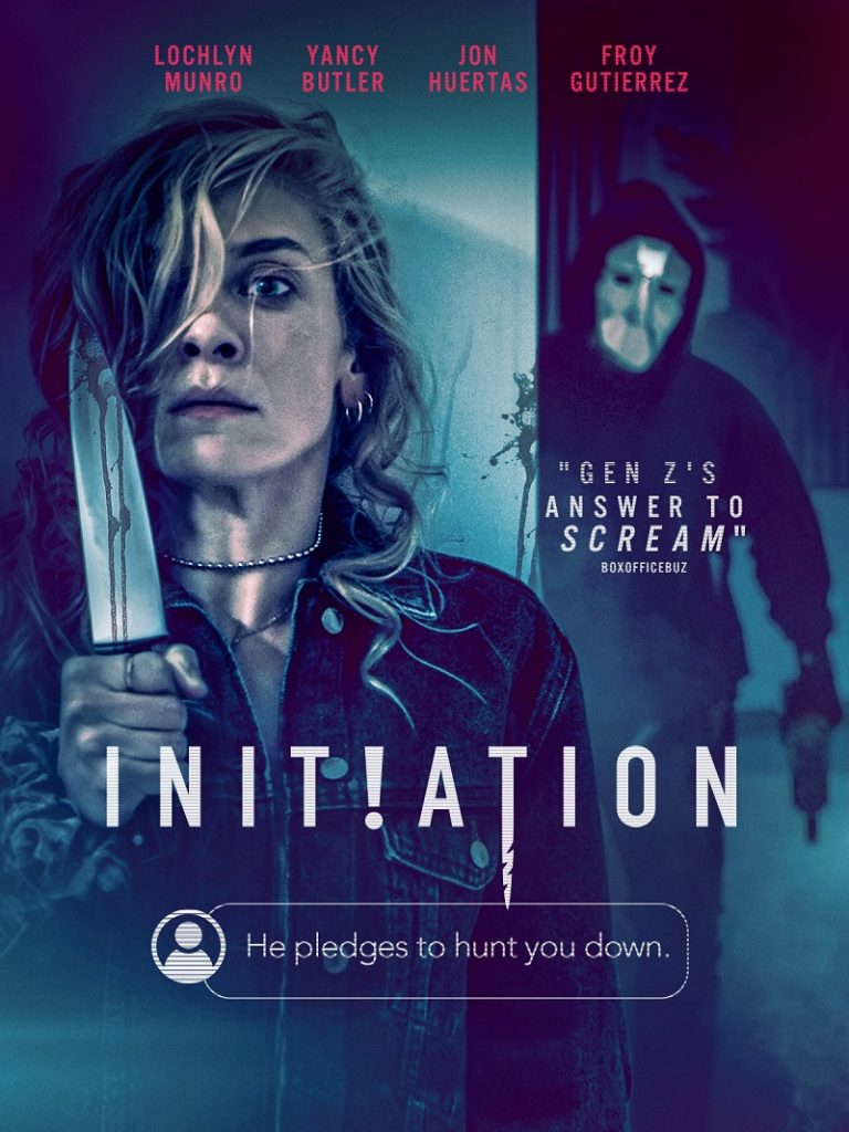 initiation trailer, initiation, slasher initiation, fecha de estreno initiation