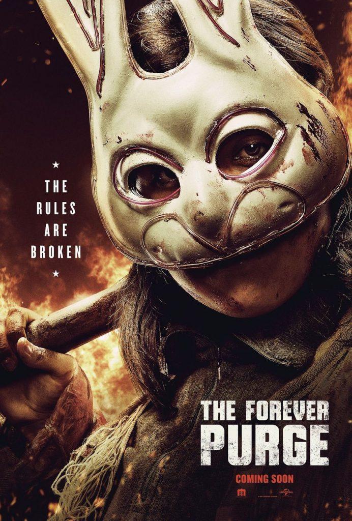 THE FOREVER PURGE, LA PURGA INFINITA, LA PURGA 2021, estreno the purge